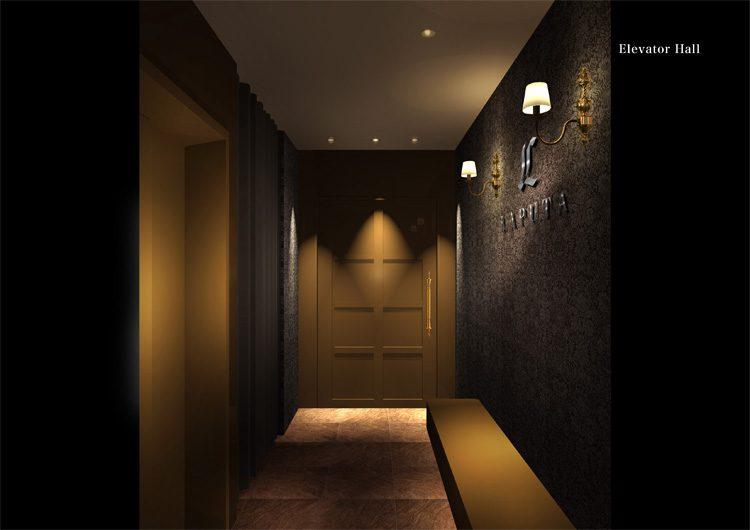 Laputa エレベーターホール
